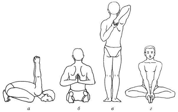 Как сделать осанку ровной