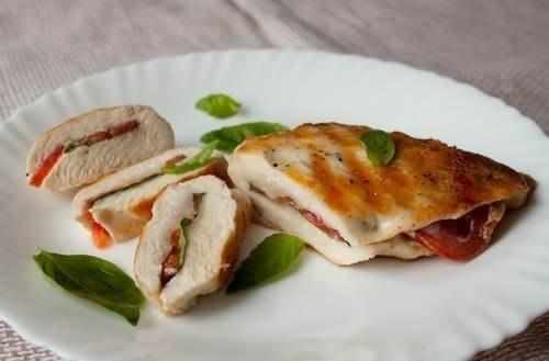 Рецепт диетической куриной грудки просто